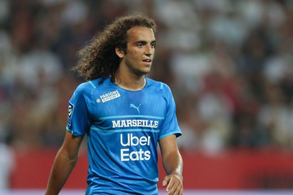 Guendouzi is very happy with Marseille.