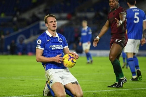 Byrne reveals young players would be happy with Brighton qualification