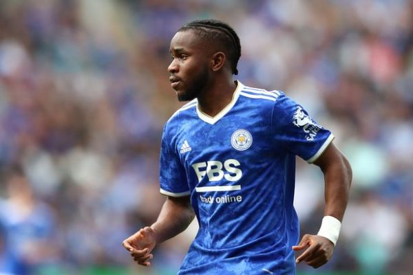 Davies praised Lookman after scoring in the last match