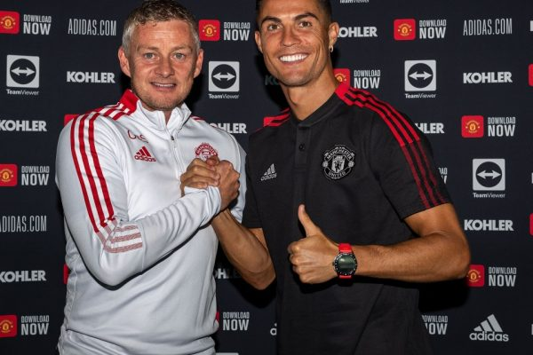 Solskjaer Reveals Ronaldo Wants To Play In Carabao Cup Against West Ham